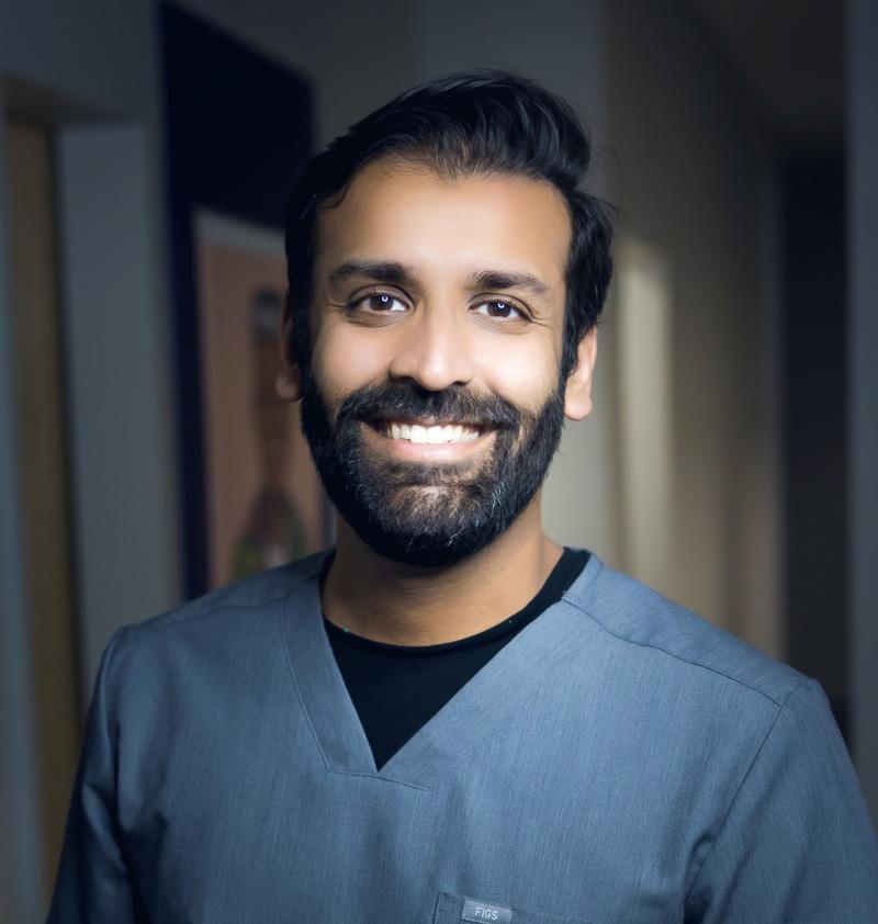 Dr Chodavadia Dentist in South Lamar Austin Texas